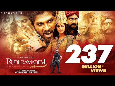 Download Rudhramadevi 2D Hindi Full HD Movie || Anushka Shetty, Allu Arjun, Rana || Gunasekhar HD Mp4 3GP Video and MP3