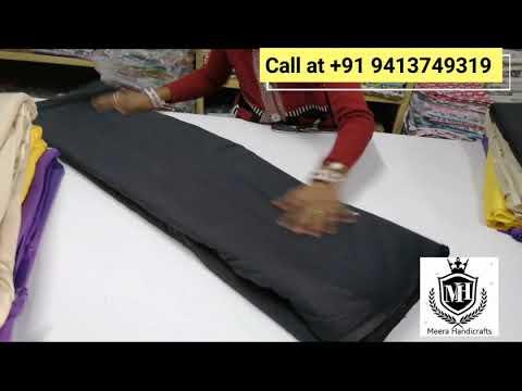 Cotton Bhandani Dress Making Fabric
