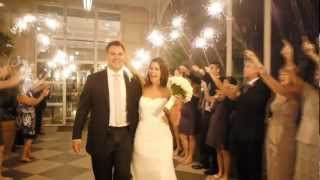 Angela & Jace's wedding video montage at Perkins Chapel and The Crescent Hotel In Dallas, Texas