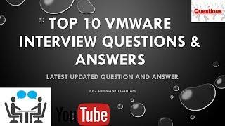 VMWARE– Recruitment Notifications, IT Jobs, Walkin,Career