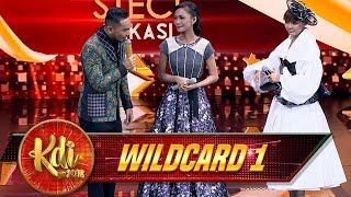 Trik Dari Fakhrul Razi Untuk Atur Pernafasan Saat Menyanyi - Gerbang Wildcard 1 (3/8)