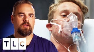 Make Out Session Causes Severe Allergic Reaction! | Untold Stories Of The ER