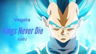 DBZ Vegeta Kings Never Die AMV