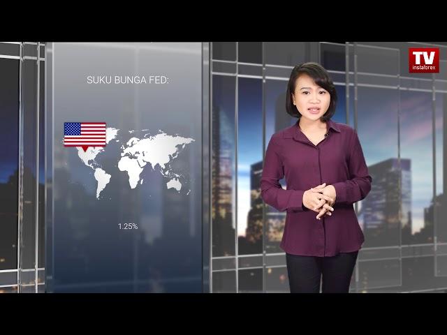 InstaForex tv calendar. Pembeli USD siap untuk perubahan di AS  (08.12.2017)