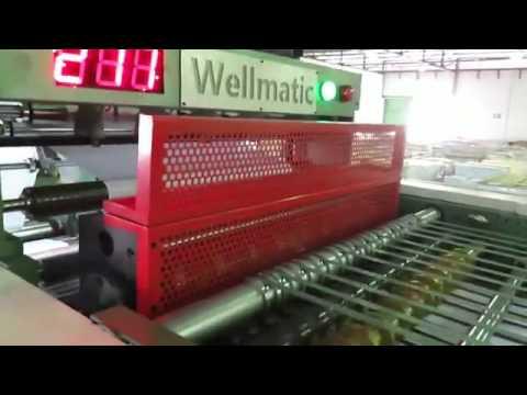 High Speed Ruling Machine