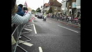 preview picture of video 'Royal visit to Bromley, Kent (part one)'