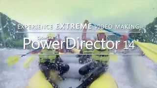 CyberLink PowerDirector 14 Ultimate video