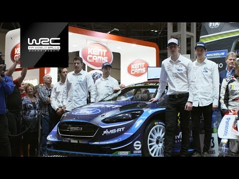 FIA World Rally Championship 2019: M-Sport Ford World Rally Team