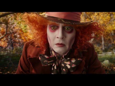 Alice de l'Autre Côté du Miroir - Première bande-annonce (VF) I Disney