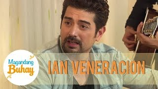 Ian Veneracion as a father to his children | Magandang Buhay