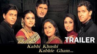 Kabhi Khushi Kabhie Gham Trailer