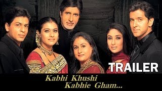 Kabhi Khushi Kabhie Gham - Official Trailer