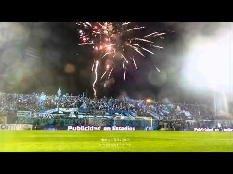"""""""Recibimiento de Temperley vs Independiente"""" Barra: Los Inmortales • Club: Temperley"""