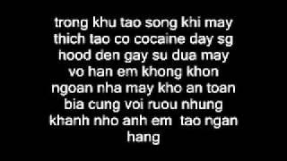 Karik and Wowy: khu tao song with lyrics