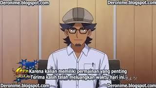 Inazuma Eleven Orion no Kokuin Eps 14 Sub Indo
