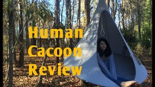 Honest Review: The Cacoon Brand Hanging Chair/Hammock/Tent