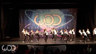 Spirit Dance Company (2nd Place) | World of Dance San Diego 2013 #WODSD