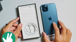 Apple iPhone 12 Pro Unboxing and First Impressions: My turn!