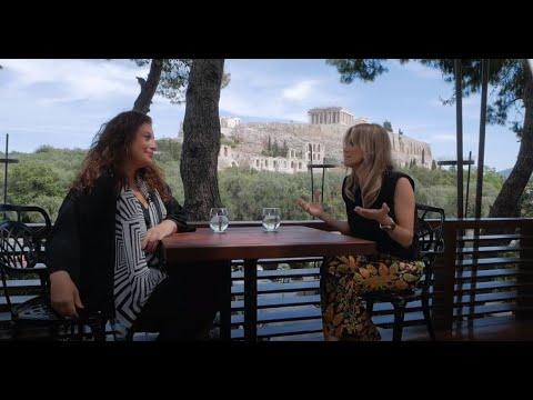 Η τραγουδίστρια Tereza στο «Μαμά-δες»   12/06/21   ΕΡΤ