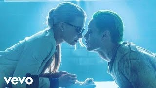 The Chainsmokers ft. Halsey - Closer from 'SUICIDE SQUAD'