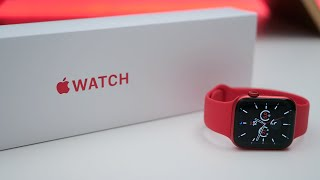 Apple Watch Series 6 Unboxing, Setup and First Look