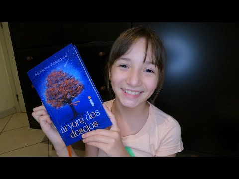[PELOS OLHOS DE ALICE] Árvore dos Desejos - Katherine Applegate