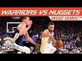 Who Wins Golden State Warriors vs Denver Nuggets | Hoops N Brews
