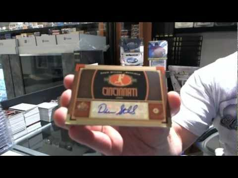 losman's 2012 UD SP Signature Edition Baseball 6 Box CASE Break pt.1