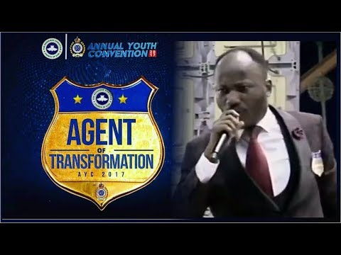Apostle Johnson Suleman POWERFUL Sermon @ RCCG 2017 YOUTH CONVENTION