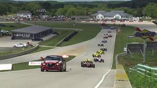 Pro_Mazda - RoadAmerica2017 Round6 Full Race