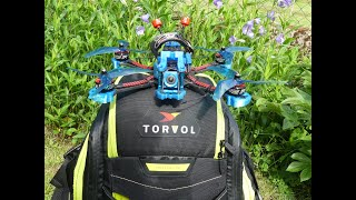 Mon nouveau sac FPV: TORVOL PITSTOP Backpack Pro