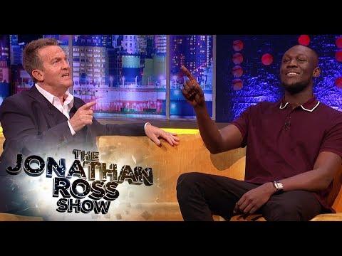 Bradley Walsh Sings Stormzy - The Jonathan Ross Show