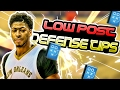 Low Post Interior Defense NBA 2K17 Tips: How to get Steals + Blocks: 2K17 Defensive Stops Tutorials