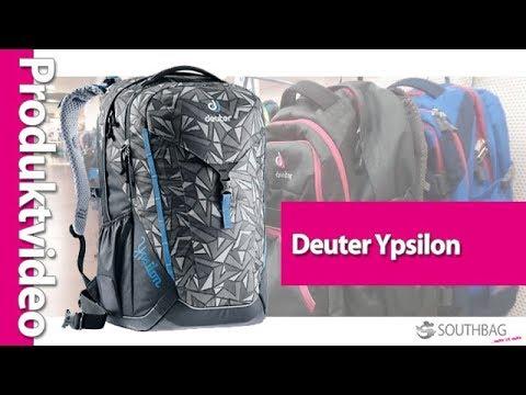 Deuter Schulrucksack Ypsilon - Produktvideo