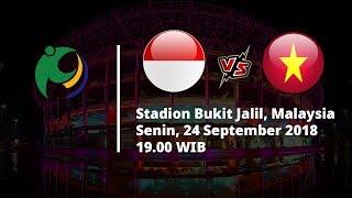 Live Streaming MNC TV Piala AFC U-16, Indonesia Vs Vietnam Pukul 19.00 WIB