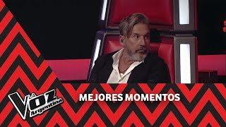 """Montaner: """"En tu lugar renunciaría"""" - La Voz Argentina 2018"""