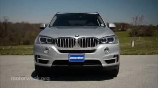 MotorWeek | Road Test: 2016 BMW X5 xDrive40e
