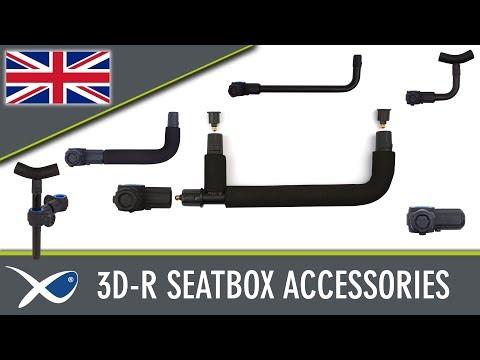 Matrix 3D-R Cross Arms Versenyláda Kiegészítő videó