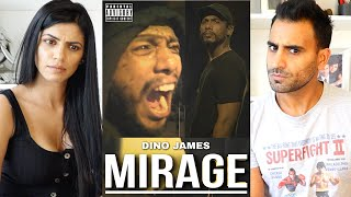 MIRAGE - DINO JAMES [Official Video] REACTION!!!