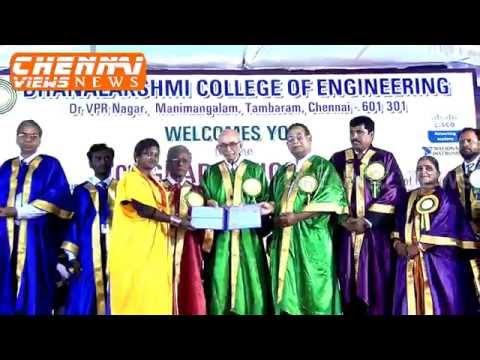 Dhanalakshmi College of Engineering video cover2