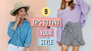 How to Find Your Personal Style! My Fashion Evolution!