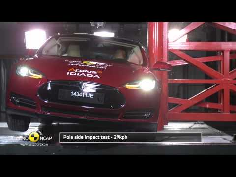 NCAP: Tesla Model S