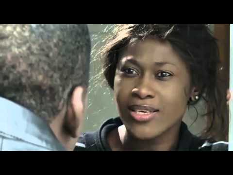 Desmond Elliot Gets Smacked By  His Lover - Nigerian Movie