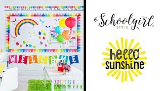 Hello Sunshine Classroom Décor