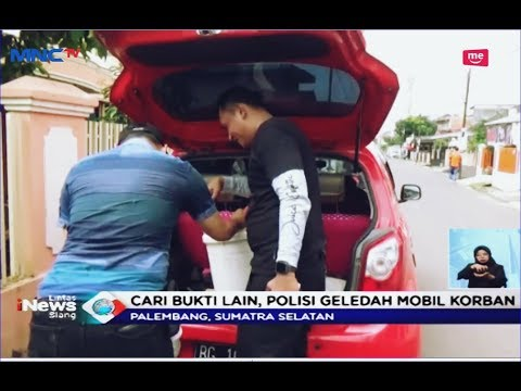 Petugas Selidiki Motif dan Sebab Kematian Ibu dan Anak di Palembang - LIS 19/04