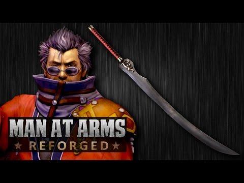 Auron's Katana (Final Fantasy X)