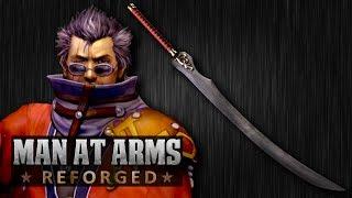 Auron's Katana (Final Fantasy X) - MAN AT ARMS: REFORGED