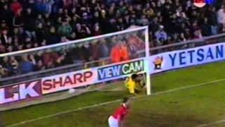 CL 1993-94. 1/8. Manchester United - Galatasaray. 3-3.avi