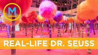 Dr. Seuss Stories Come To Life In This Incredible Exhibit  | Your Morning