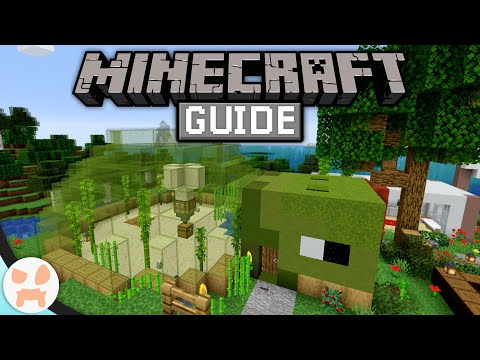 , title : 'TURTLE SCUTE FARM!   The Minecraft Guide - Minecraft 1.14.4 Lets Play Episode 79